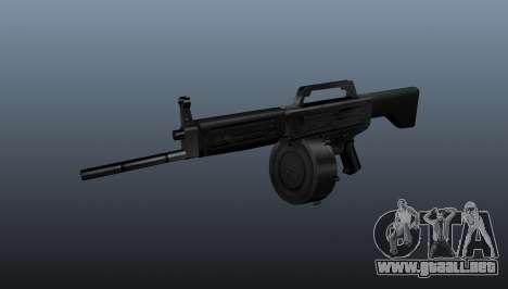 Escopeta Daewoo USAS-12 para GTA 4
