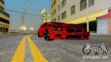 Vice City HD Road para GTA Vice City segunda pantalla