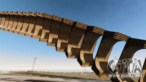 Airport Stunting para GTA 4 segundos de pantalla