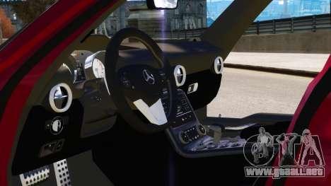 Mercedes Benz SLS AMG 2011 v3.0 [EPM] para GTA motor 4