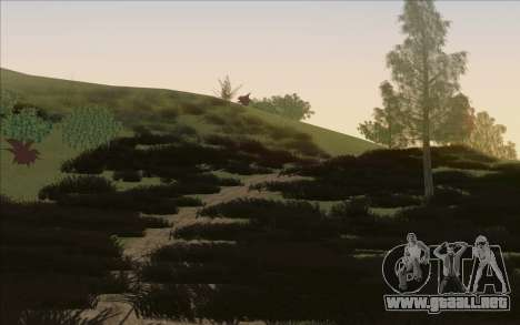 Behind Space Of Realities - Cursed Memories para GTA San Andreas novena de pantalla