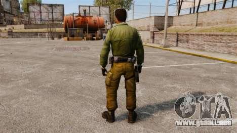 Terrorista de Oriente medio equipo Elite para GTA 4 tercera pantalla