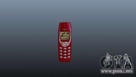 Explotando Nokia 3310 para GTA 4