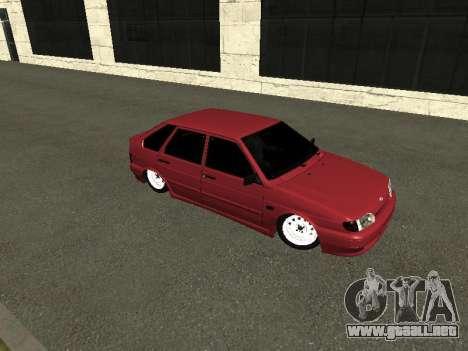 ВАЗ 2114 BPAN para GTA San Andreas