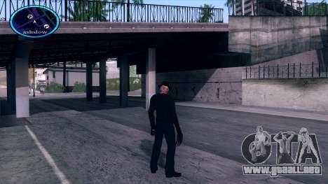Freddy Krueger para GTA San Andreas tercera pantalla