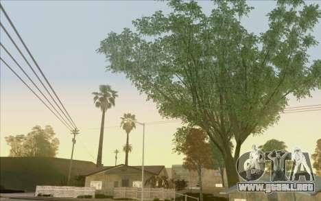 Behind Space Of Realities - Cursed Memories para GTA San Andreas quinta pantalla