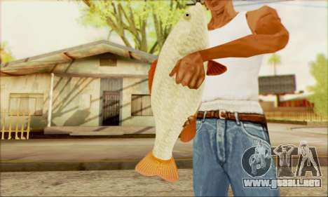 Batalla Ide para GTA San Andreas segunda pantalla