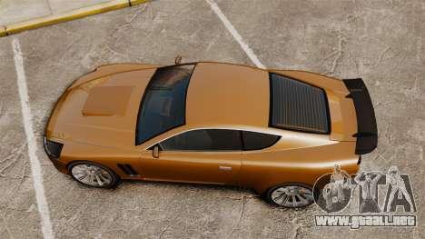 Super GT Ultra para GTA 4 visión correcta