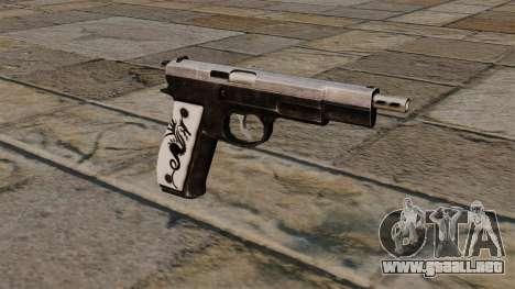 Actualizado Pistola CZ75 para GTA 4