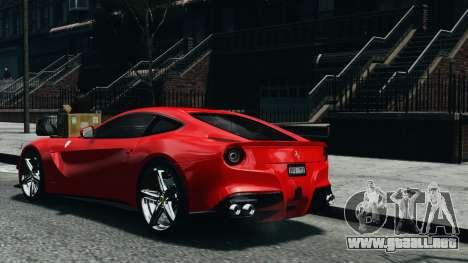 Ferrari F12 Berlinetta 2013 Modified Edition EPM para GTA 4 left