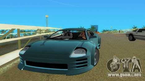 Mitsubishi Eclipse GT 2001 para GTA Vice City