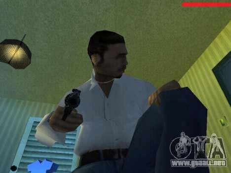 Colt Python para GTA San Andreas segunda pantalla