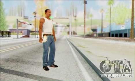 Papel higiénico para GTA San Andreas segunda pantalla