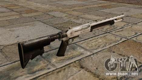 Nueva escopeta para GTA 4 segundos de pantalla