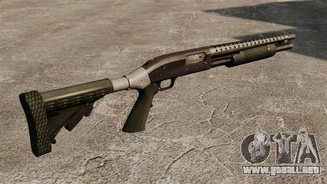 Escopeta Mossberg 590 para GTA 4 segundos de pantalla