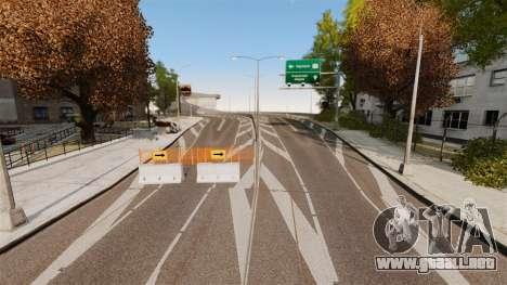 Street Race Track para GTA 4 tercera pantalla