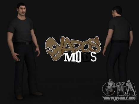 La Cosa Nostra HD Pack para GTA San Andreas tercera pantalla