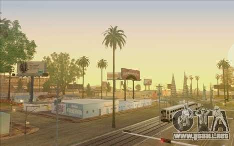 Behind Space Of Realities - Cursed Memories para GTA San Andreas tercera pantalla