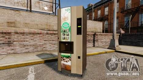 Nuevas máquinas expendedoras para GTA 4 tercera pantalla