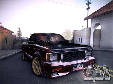 Mitsubishi Cyclone para el motor de GTA San Andreas