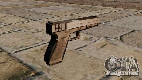 Auto Glock 18C para GTA 4 segundos de pantalla