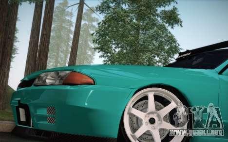 Nissan Skyline R32 Stella para la visión correcta GTA San Andreas