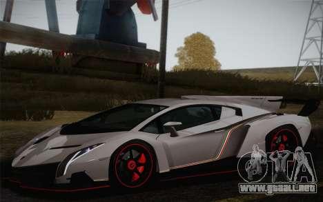 Lamborghini Veneno LP750-4 2013 para GTA San Andreas