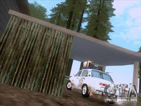 VAZ 21011 Cottage para la visión correcta GTA San Andreas