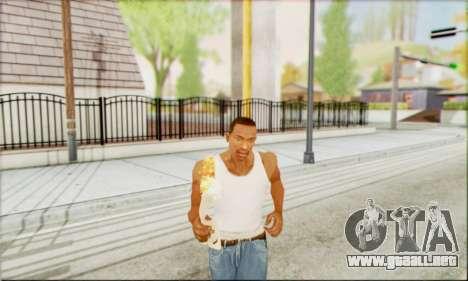 Papel higiénico para GTA San Andreas tercera pantalla