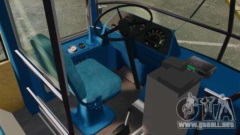 GM TDH 5303 v1 para GTA 4 vista hacia atrás