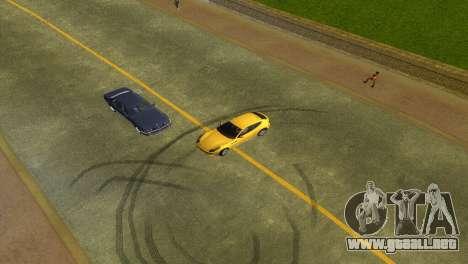 Vice City HD Road para GTA Vice City sucesivamente de pantalla