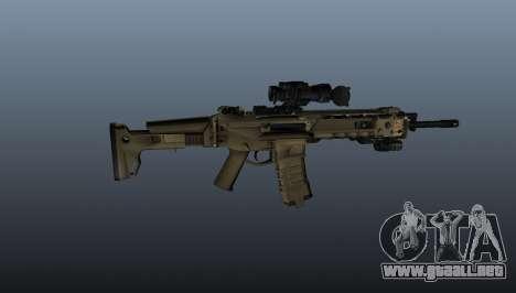 Rifle de asalto Magpul Masada para GTA 4 tercera pantalla