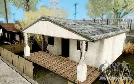 Atmosphere realistic autumn v1.0 para GTA San Andreas décimo de pantalla