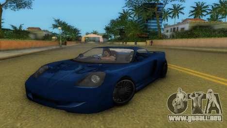 Toyota MR-S Veilside Hardtop para GTA Vice City