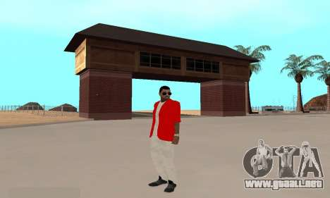 Kaney West para GTA San Andreas