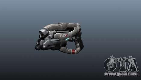 N7 Pistola Eagle para GTA 4