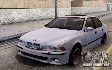 BMW M5 Street para GTA San Andreas