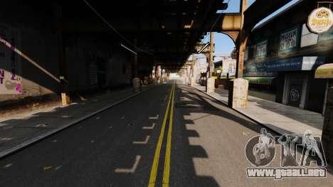Street Race Track para GTA 4 segundos de pantalla