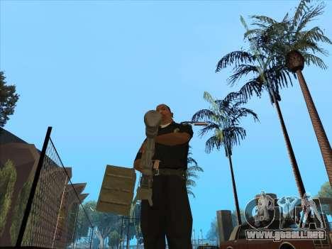 TVNS para GTA San Andreas segunda pantalla