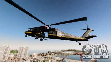 Servicios especiales Merryweather y Lester para GTA 4 sexto de pantalla