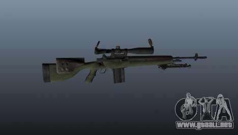 Rifle de francotirador OSV-96 para GTA 4 tercera pantalla
