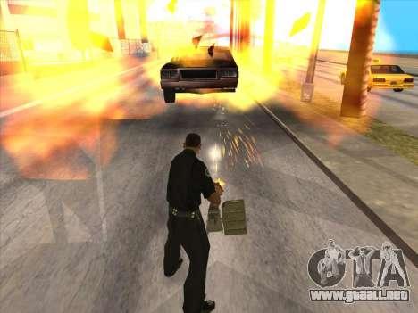 TVNS para GTA San Andreas séptima pantalla