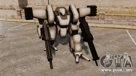 Delantero misión Script para GTA 4