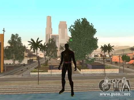 Hombre araña para GTA San Andreas segunda pantalla