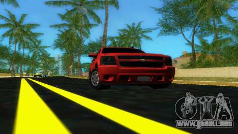 Nuevas carreteras Starfish Island para GTA Vice City tercera pantalla