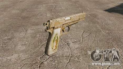 Pistola Maria para GTA 4 segundos de pantalla