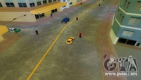 Vice City HD Road para GTA Vice City
