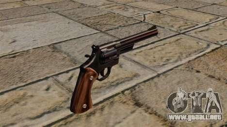 S & W M29 revólver 44Magnum. para GTA 4 segundos de pantalla