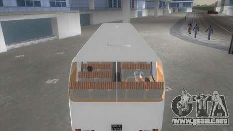 Autosan H9-21 para GTA Vice City visión correcta