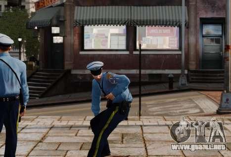 La nueva Cruz para apuntar para GTA 4 segundos de pantalla